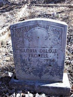 Gloria DeLois Troxell