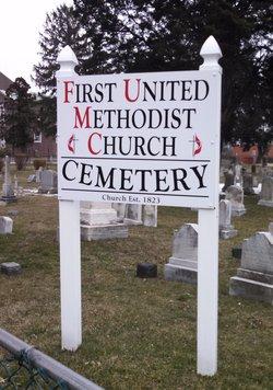 First United Methodist Church Cemetery