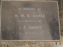 William Monrague Oakes