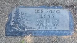 Erin <I>Spears</I> Lynn