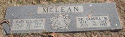 Mary Elizabeth <I>Utter</I> McLean