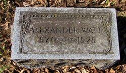 Alexander Watt