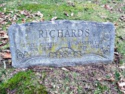 Ethel E <I>Curtis</I> Richards