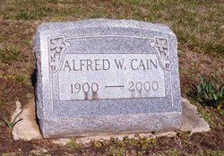 Alfred W. Cain