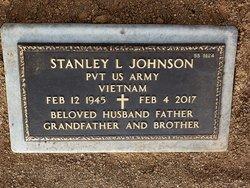 Stanley Lynn Johnson