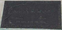 Allan Davis Dame