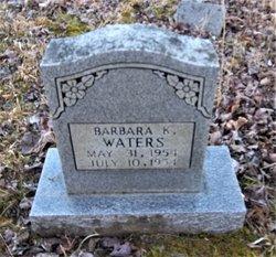 Barbara K Waters