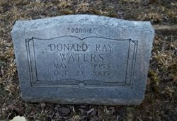 "Donald Ray ""Donnie"" Waters"