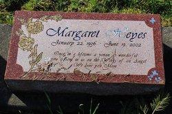 Margaret Heyes