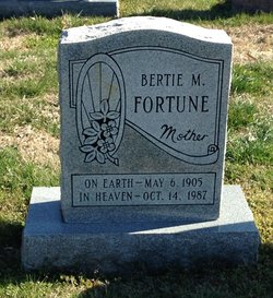 Bertie Mae Fortune