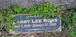 Larry Lee Ross