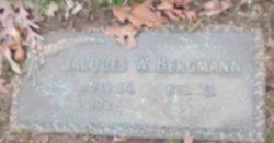 Jacques Winston Bergmann