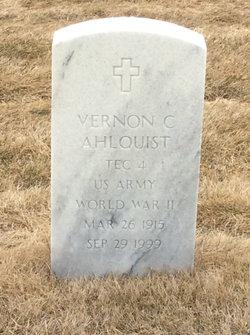 Vernon C Ahlquist