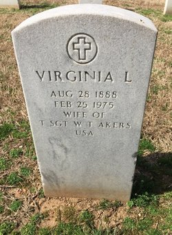 Virginia Lucille Akers