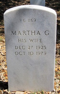 Martha G Berry