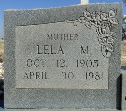 Lela Mae <I>Moore</I> Stewart