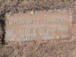 William Tarpley Parker