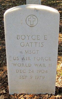 Boyce Estelle Gattis