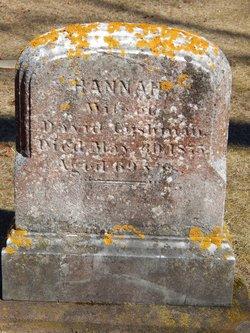 Hannah <I>Sampson</I> Cushman