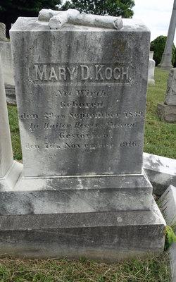 Mary D. Koch