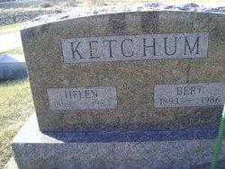 Helen Hope <I>Hall</I> Ketchum