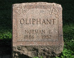 Norman Edward Oliphant