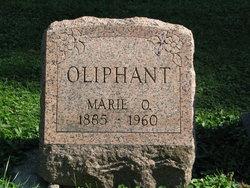 Mary Olive <I>Goode</I> Oliphant
