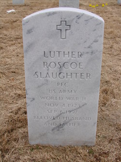 Luther Roscoe Slaughter