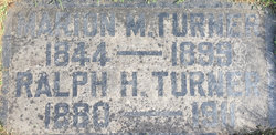 Marion Medora <I>Etheridge</I> Turner