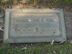 Charlotte E. Field