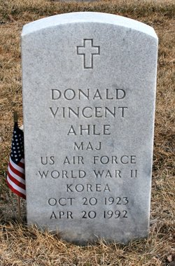 Donald Vincent Ahle