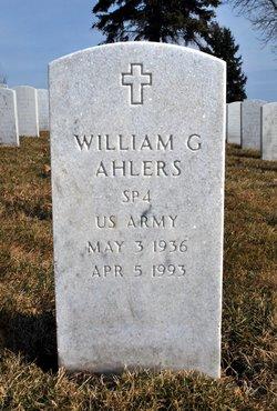 William George Ahlers