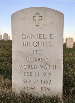 Daniel E Bilquist