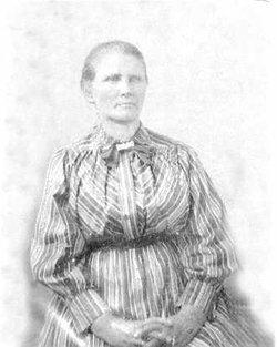 Mrs Delilla <I>Haney</I> Evans