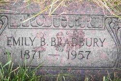 Emily <I>Berry</I> Bradbury