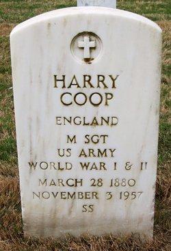 Harry Coop