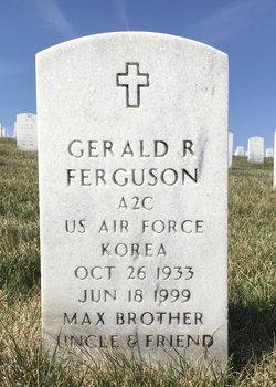 Gerald R Ferguson
