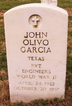 John Olivo Garcia