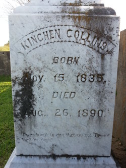 Kinchen M Collins