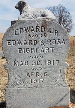 Edward Bigheart, Jr