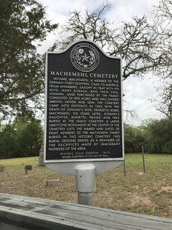 Machemehl Cemetery