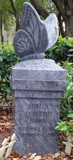 Rebecca Christine Brown