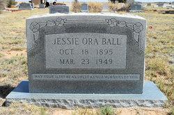 Jessie Ora Ball