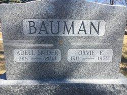 Myrtle Adell <I>Snider</I> Bauman