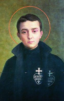 Saint Gabriel of Our Lady of Sorrows Possenti
