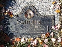 Lura Olga <I>Dodd</I> Vaughn