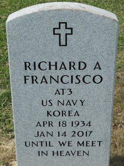 Richard A Francisco