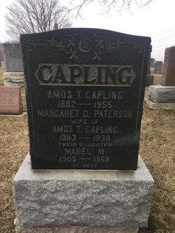 Margaret D. <I>Paterson</I> Capling