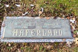 Frederick W Haferland