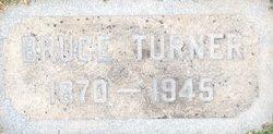 Bruce E Turner